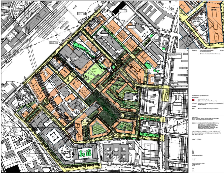 Werksviertel München Planung